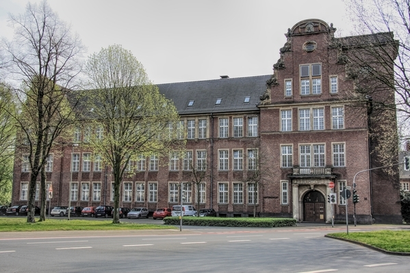 Wesel High School for Boys - Now the Court House