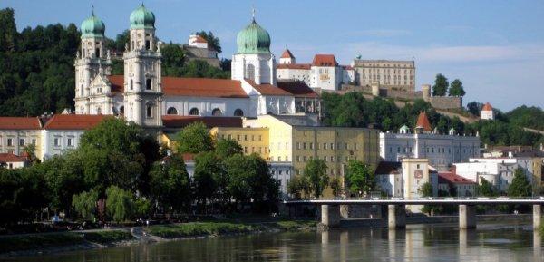 Passau - Photo Credit: ibhotelpassau.de