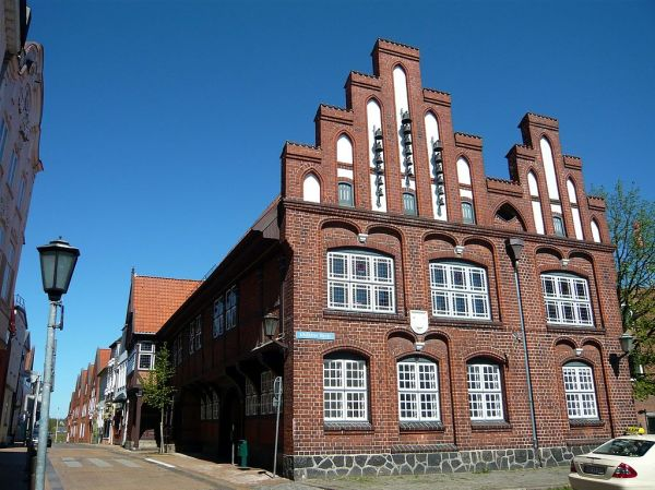 Old City Hall of Rendsburg - Photo Credit: wikipedia.org