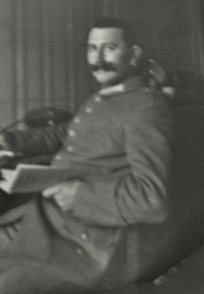 WWI Pilot Ferdinand Klopp