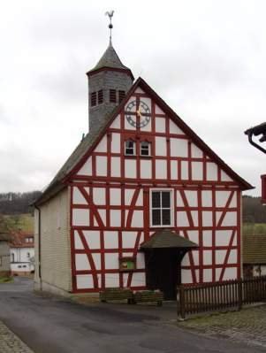 Church of Michelbach now part of Schotten - Photo Credit: wikipedia.org