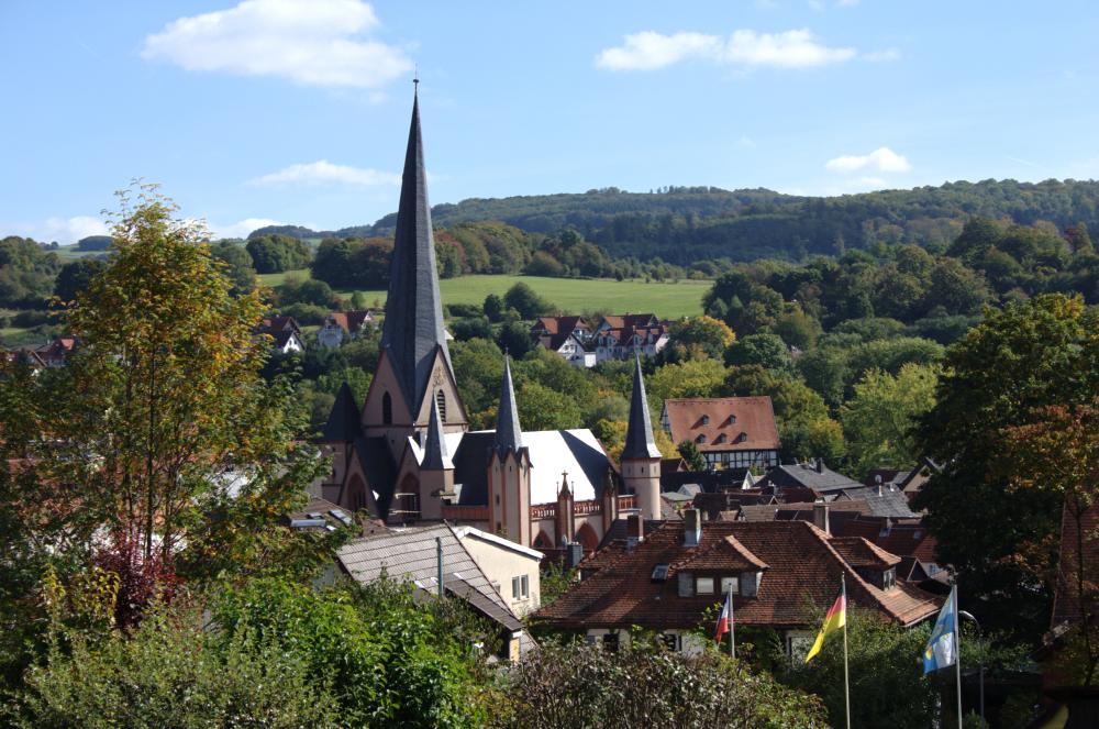 Schotten_Uebersicht_Kirche