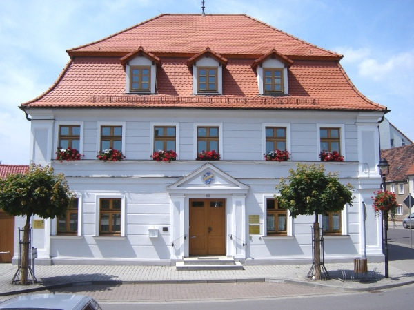 City Hall of Gommern - Photo Credit: wikipedia.org