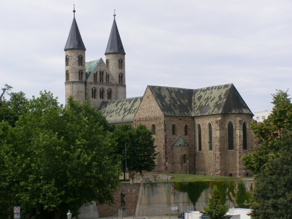 Magdeburg - Monastery of Our Lady - Photo Credit: wikipedia.org