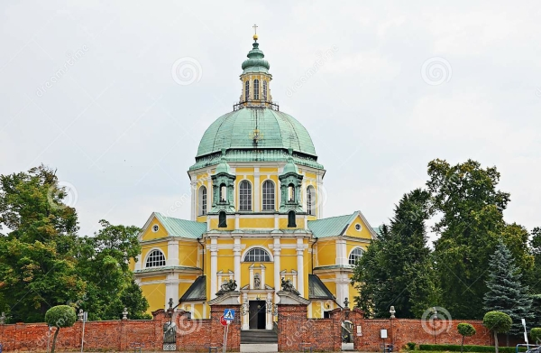 Monastery of Gostyn - Photo Credit: dreamstime.com