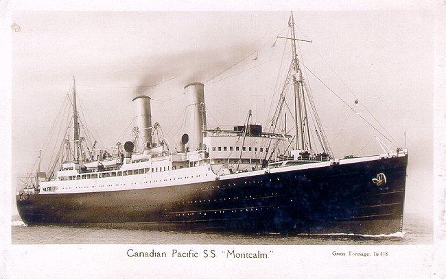 SS Montcalm