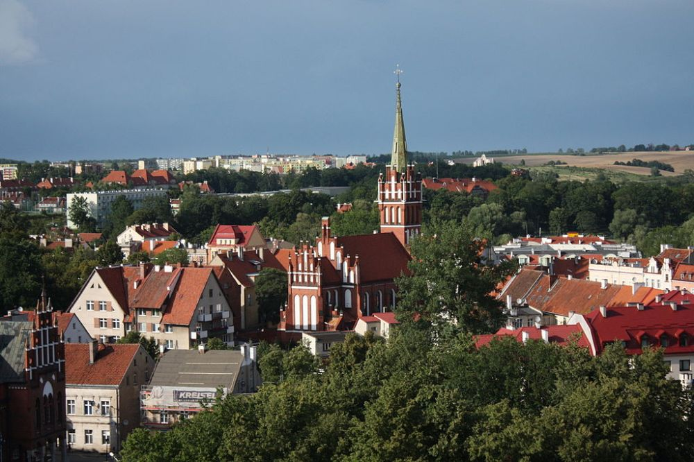 Rastenburg (Kętrzyn), East Prussia - Photo Credit: wikipedia.org