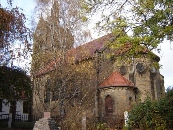 Lemsdorf Saint Sebastian Church - Photo Credit: wikipedia.org