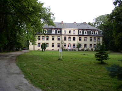 Schloss in Birkholz - Foto: gemeinde-karstaedt.de