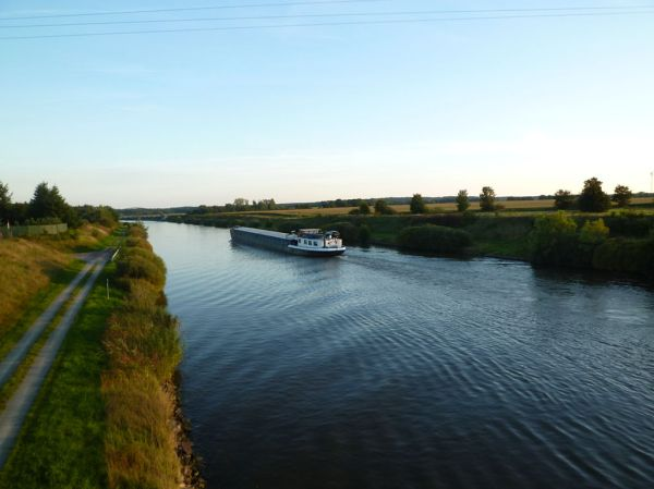 Midland Canal near Jerleben - Photo Credit: wikipedia.org