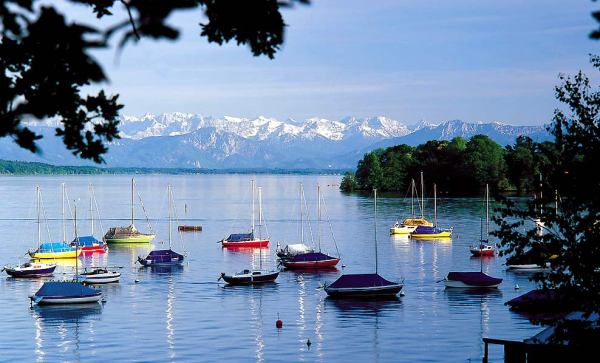 Lake Starnberg, Bavaria - Photo Credit: bavaria.by