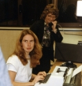 Nina Ewings and Marion Lesnik