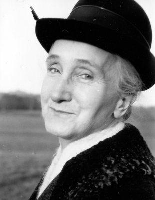 Portrait of my mother - Erika Klopp