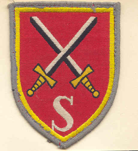 Crest of the Signal Corps
