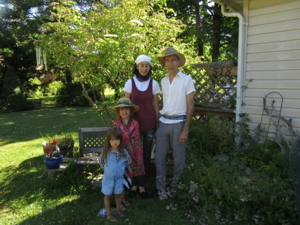 All dressed up for the Nakusp Medieval Days