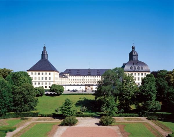 Castle Friedenstein, Gotha - Photo Credit: thueringerschloesser.de