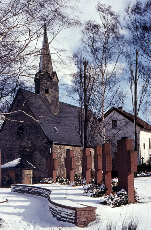 Church in Watzenborn-Steinberg