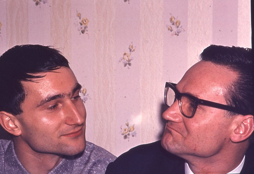 The Two Brothers Peter and Adolf - 1965