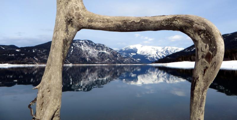 Beautiful Ingorsol Mountain
