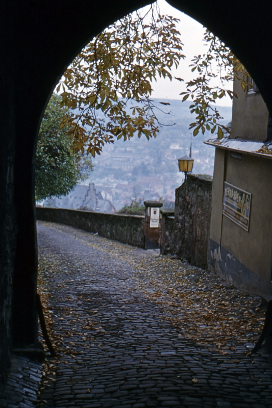Romantic Medieval Town of Marburg