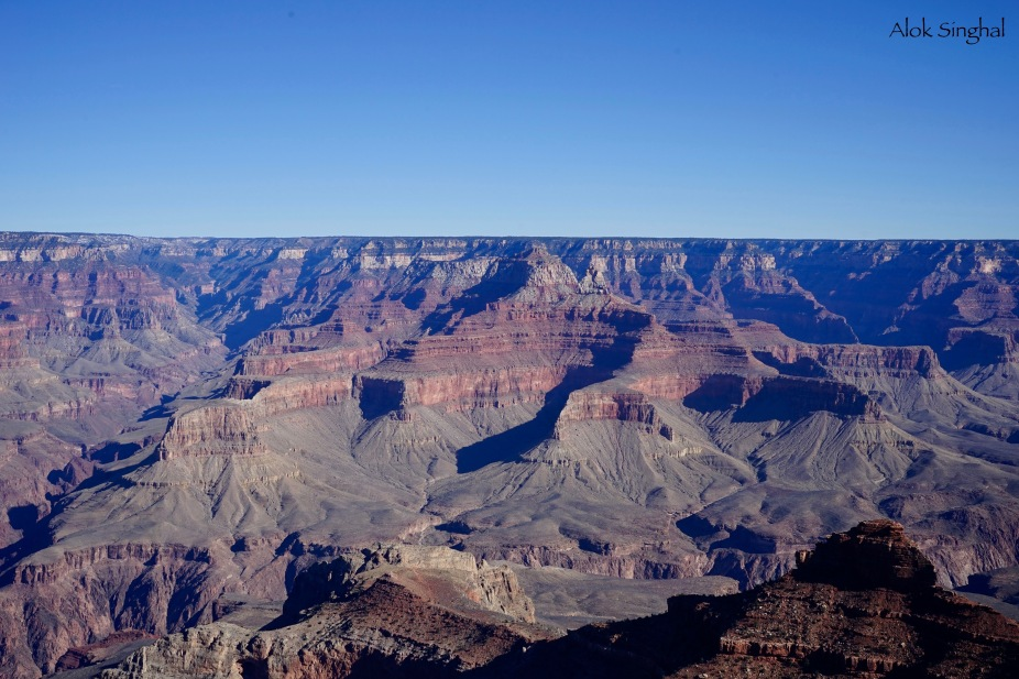 the majestic grand canyon
