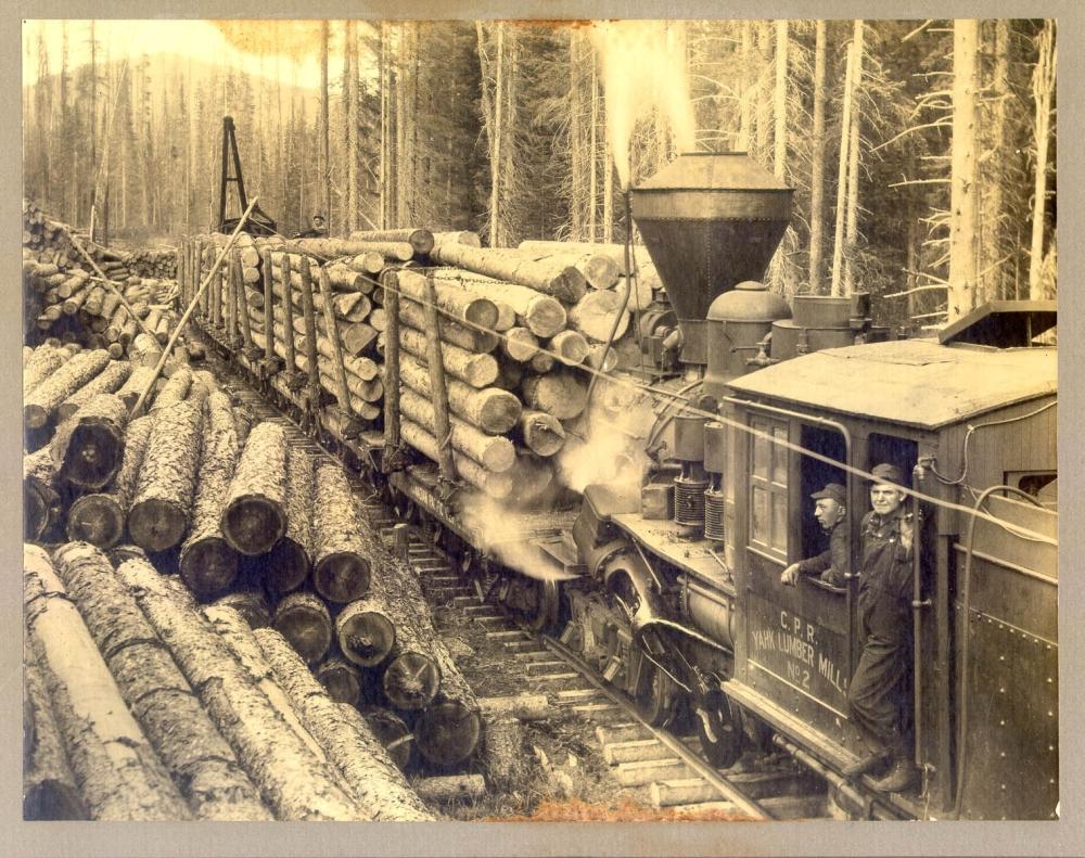 CPR Logging Train
