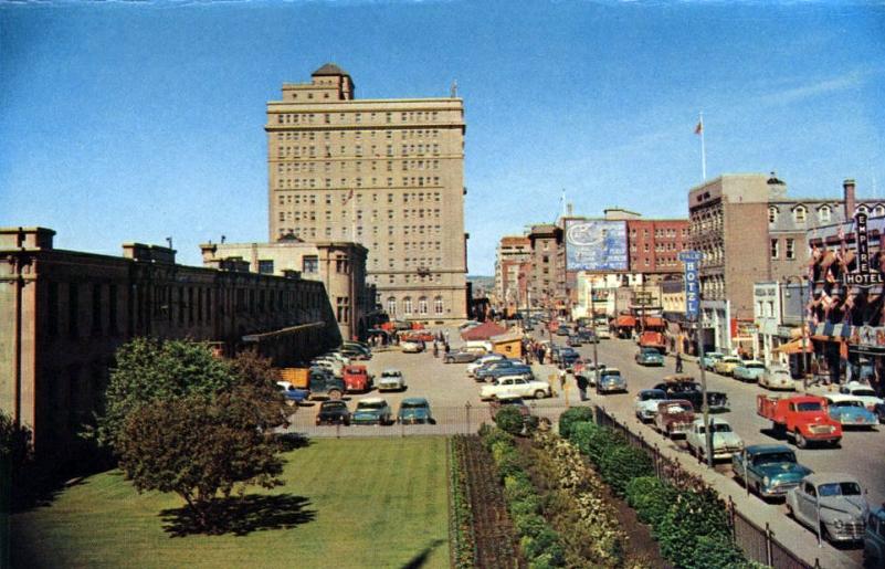 Calgary-1960s