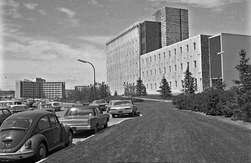 U of C in the mid 60s