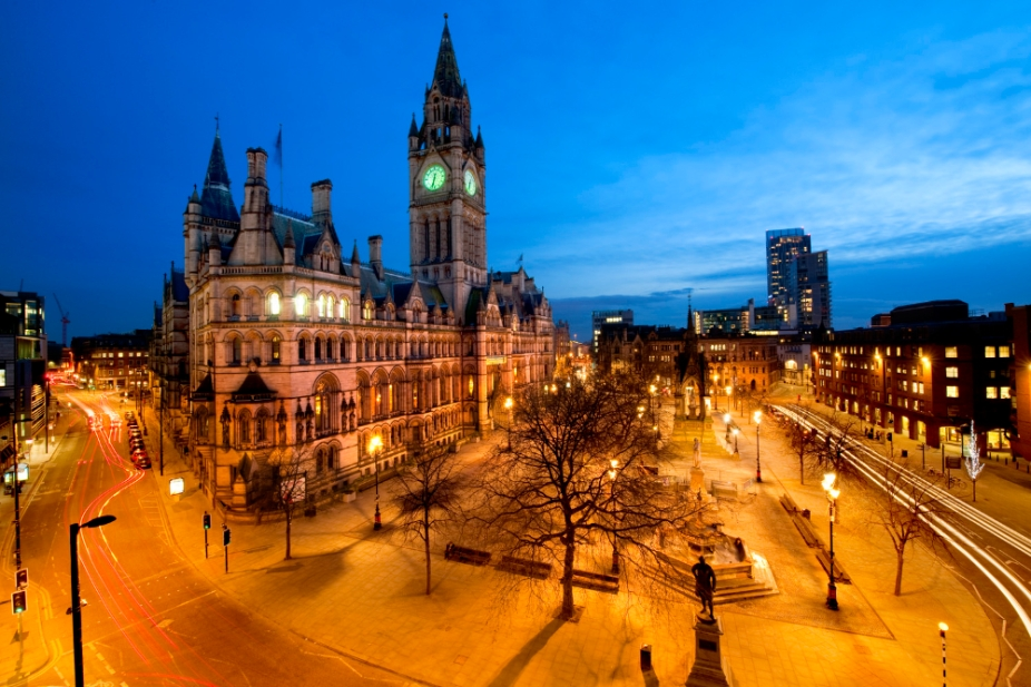 Manchester-england - tourist-destination