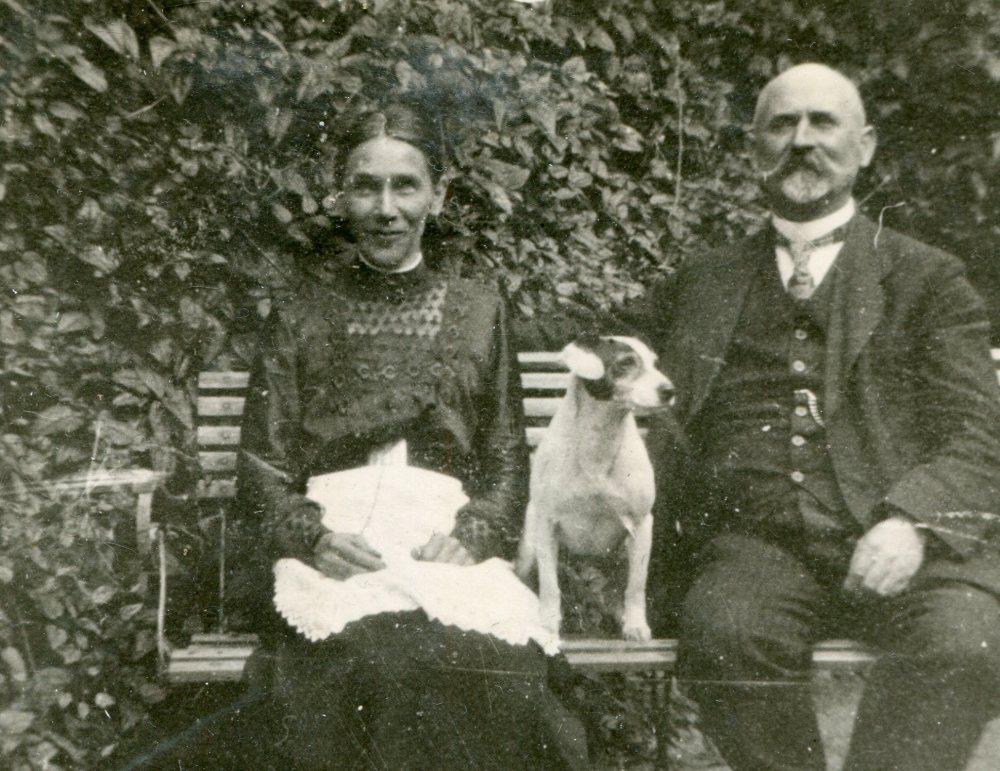 1918 Carl and Elisabeth Kegler